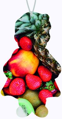 Geur gemixt fruit