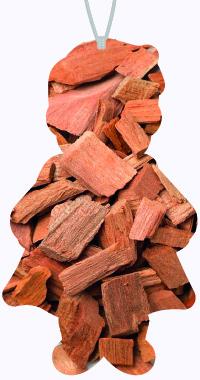 Geur sandelhout