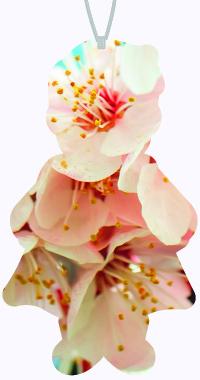 Geur lente fris witte bloemen